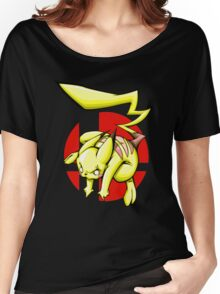 Pika smash bros Women's Relaxed Fit T-Shirt