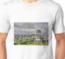 Calton Hill, Edinburgh, Scotland Unisex T-Shirt