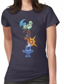 Aloha from Alola Womens Fitted T-Shirt