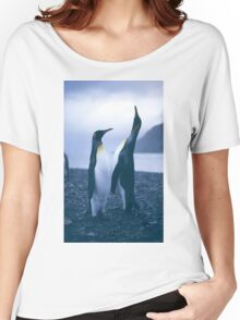 King Penguins Women's Relaxed Fit T-Shirt
