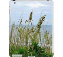 Dune Grass, Nags Head iPad Case/Skin