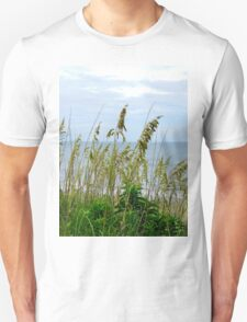 Dune Grass, Nags Head Unisex T-Shirt