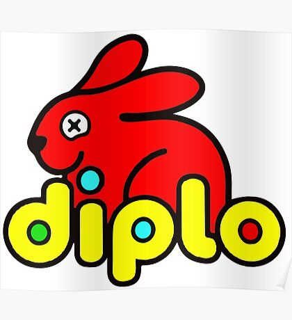 Diplo (Duplo parody) Poster