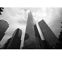 Freedom Tower-scape Photographic Print