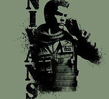 For The BSAA by schmaslow