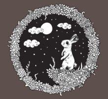NightSeries_Rabbit One Piece - Short Sleeve