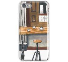Little cafe iPhone Case/Skin