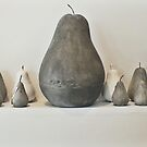 Monochrome Pears by nomes