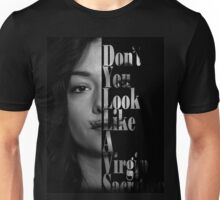 Carmilla- Don't You Look Like A Virgin Sacrifice Unisex T-Shirt