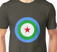 Djibouti Air Force - Roundel Unisex T-Shirt