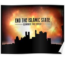 End The Islamic State Poster