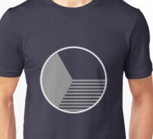 Czech Air Force - Roundel (low vis) Unisex T-Shirt