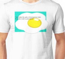 Shake the Yoke  Unisex T-Shirt