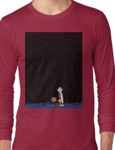 The Night Long Sleeve T-Shirt