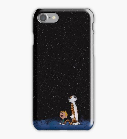 The Night iPhone Case/Skin