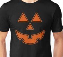 Jack o lantern costume design Unisex T-Shirt