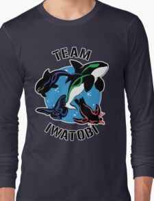 Team Iwatobi Variant Long Sleeve T-Shirt