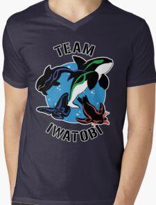 Team Iwatobi Variant Mens V-Neck T-Shirt