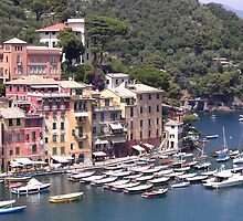 Portofino. by prestongeorge