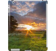 Worcestershire Sunset iPad Case/Skin