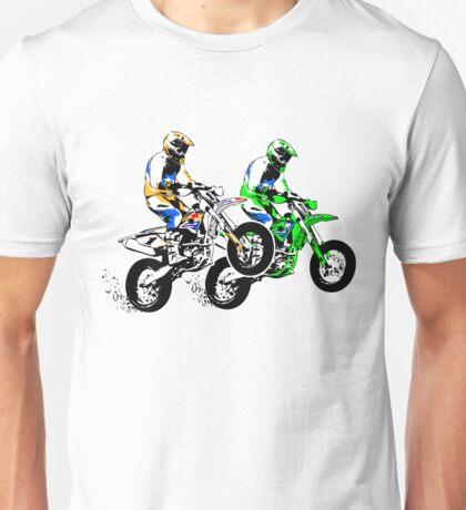 Supermoto Racing Unisex T-Shirt