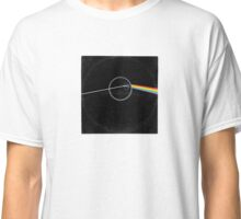 Dark side of that's no Moon (vinyl square version) Classic T-Shirt