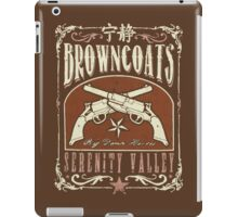 Firefly Browncoats Serenity Valley iPad Case/Skin