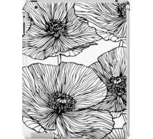 Flowers. Poppies iPad Case/Skin