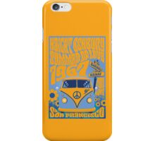 Haight Ashbury Summer Of Love iPhone Case/Skin