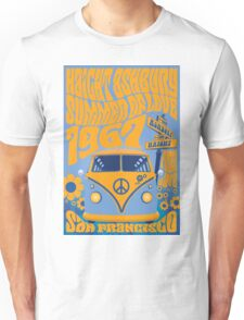 Haight Ashbury Summer Of Love Unisex T-Shirt