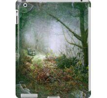 A Winter's Walk (square crop) iPad Case/Skin