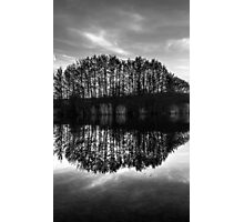 Mirror Photographic Print