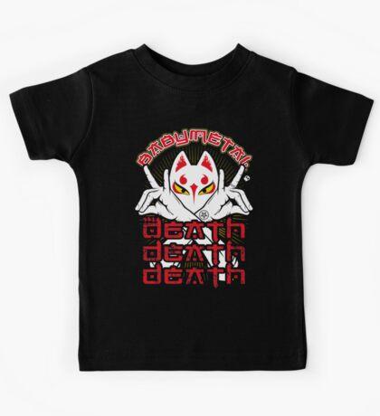 Babymetal-Kitsune Death Death Death (Unofficial) Kids Tee