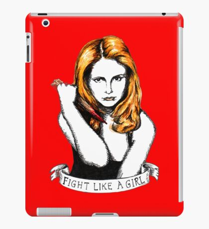 Buffy iPad Case/Skin