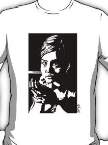 Clara in the dark T-Shirt