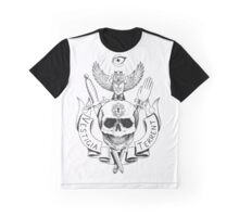 Vestigia Terrent Tattoo Graphic T-Shirt