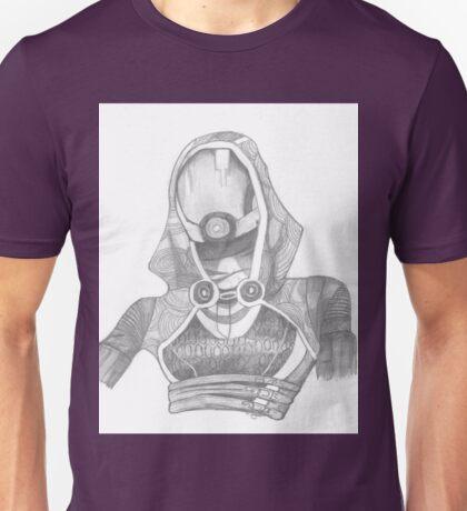 Tali'zorah vas Normandy Unisex T-Shirt