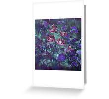 Flower Meadow II Greeting Card