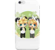 Rin and Len iPhone Case/Skin