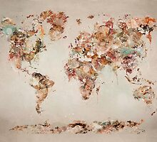 world map deluxe by bri-b