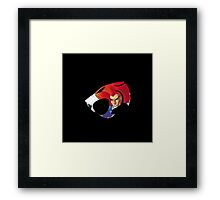 Lion-O Thundercats Framed Print