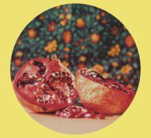 Pomegranate Kids Tee