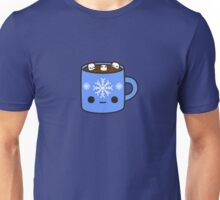 Mug of hot chocolate with cute marshmallows Unisex T-Shirt