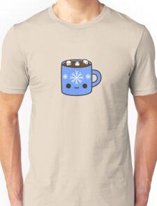 Mug of hot chocolate with cute marshmallows Unisex T-Shirt