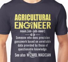AGRICULTURAL ENGINEERING Unisex T-Shirt