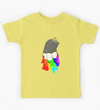 Paint Paw Kids Tee