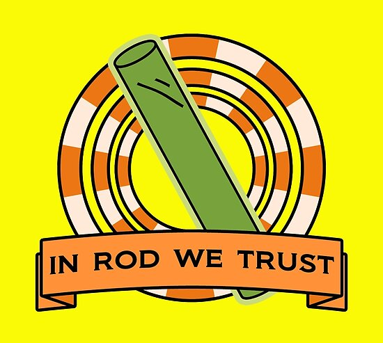 The Simpsons: In rod we trust by dutyfreak