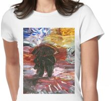 Disengaged (2015) Womens Fitted T-Shirt
