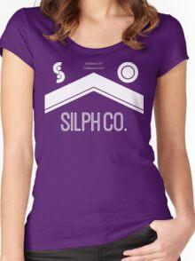 Saffron City Pokemon Gym Jersey Women's Fitted Scoop T-Shirt
