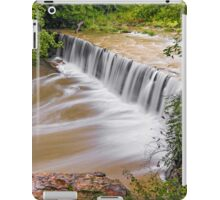 Anderson Falls, Indiana iPad Case/Skin